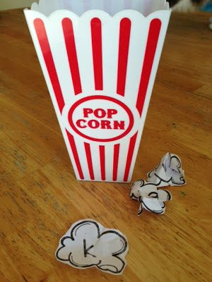 Sommer Pride: Popcorn Pinspiration and Freebie!