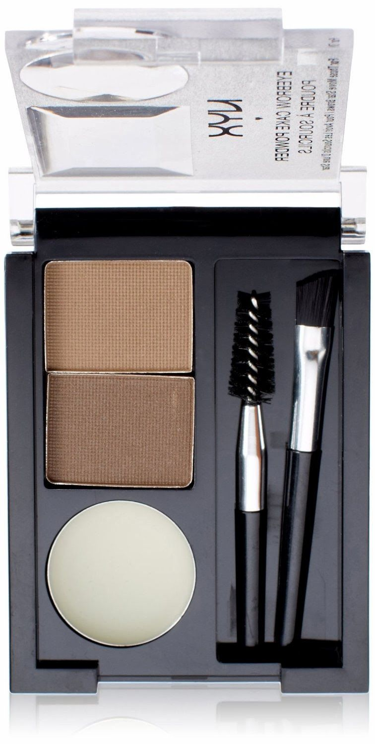 599 Nyx Brow Kit Is Amazing For Shaping The Brows And Making Them