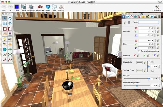 Interior Designing Software Build Home In A Few Mouse Clicks