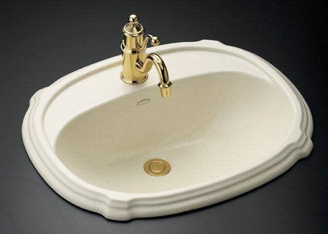 Kohler K 2189 4 Sink Bathroom Sink Drop In Bathroom Sinks