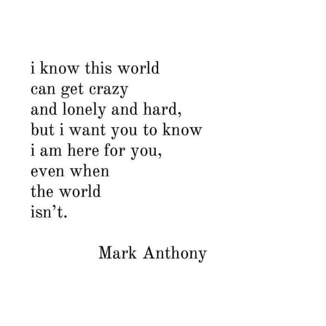 Mark anthony stroking