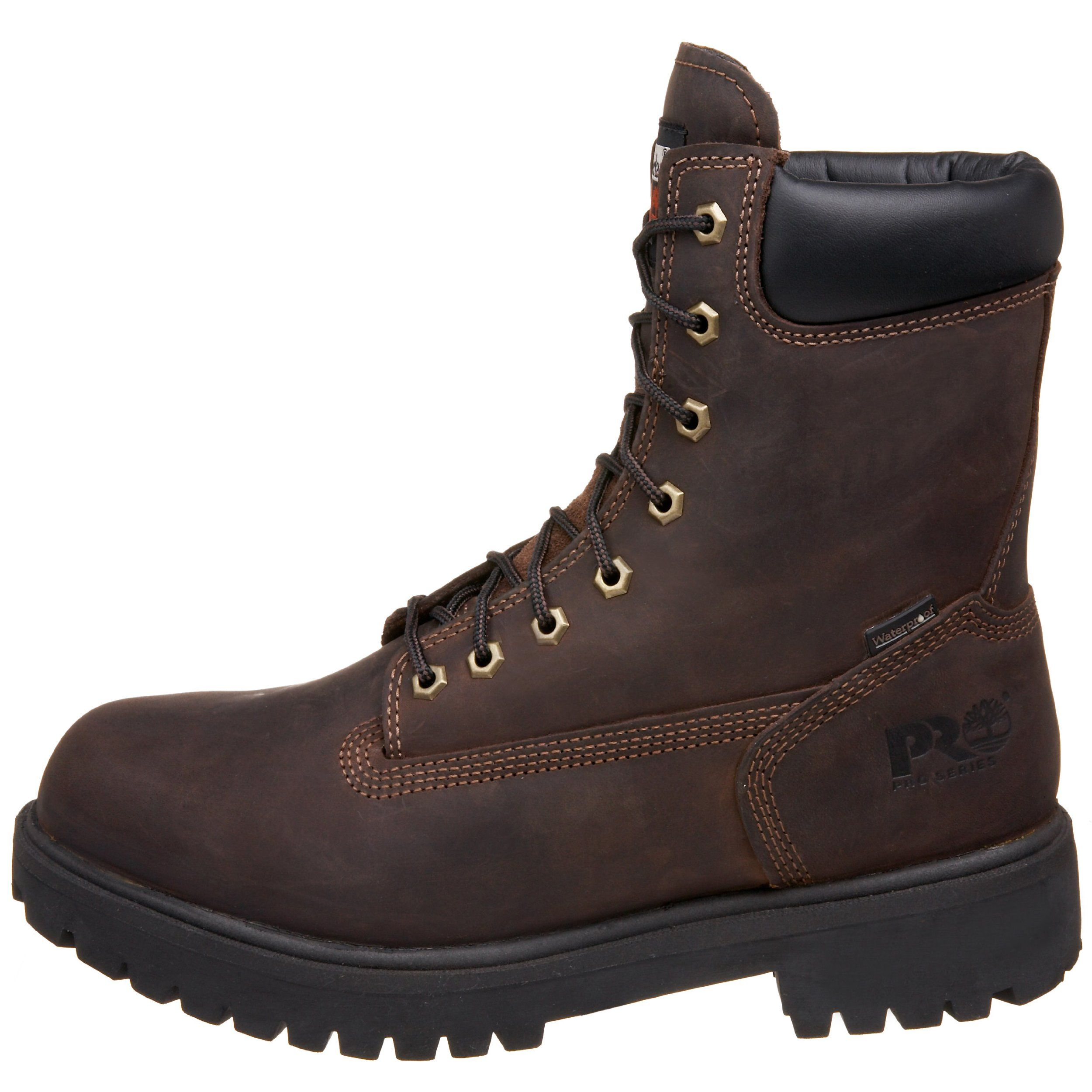 Timberland Pro Mens Direct Attach 8 Waterproof Workboot