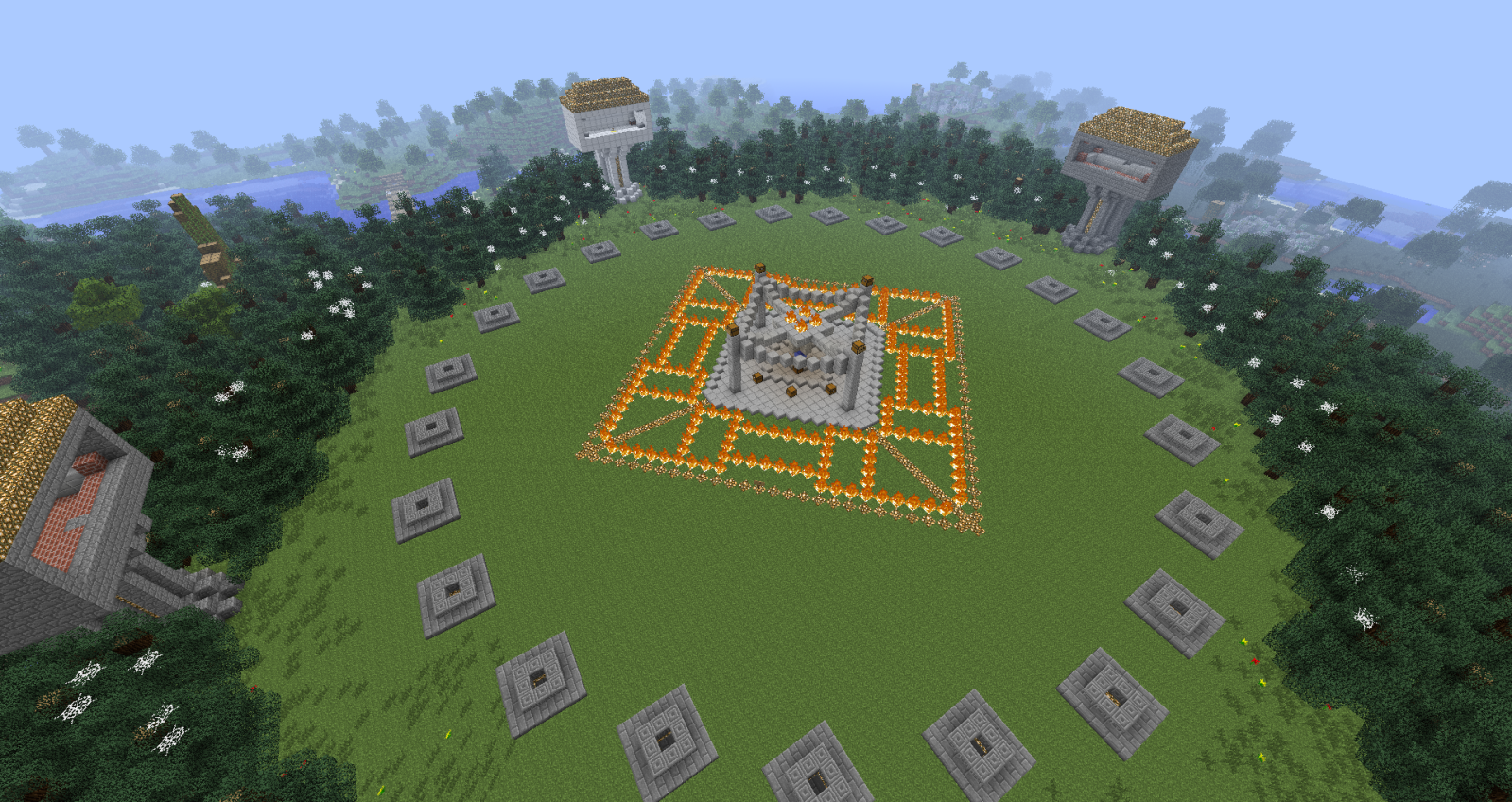 minecraft hunger games maps PvP/Surv] [4,000+ DLs] The