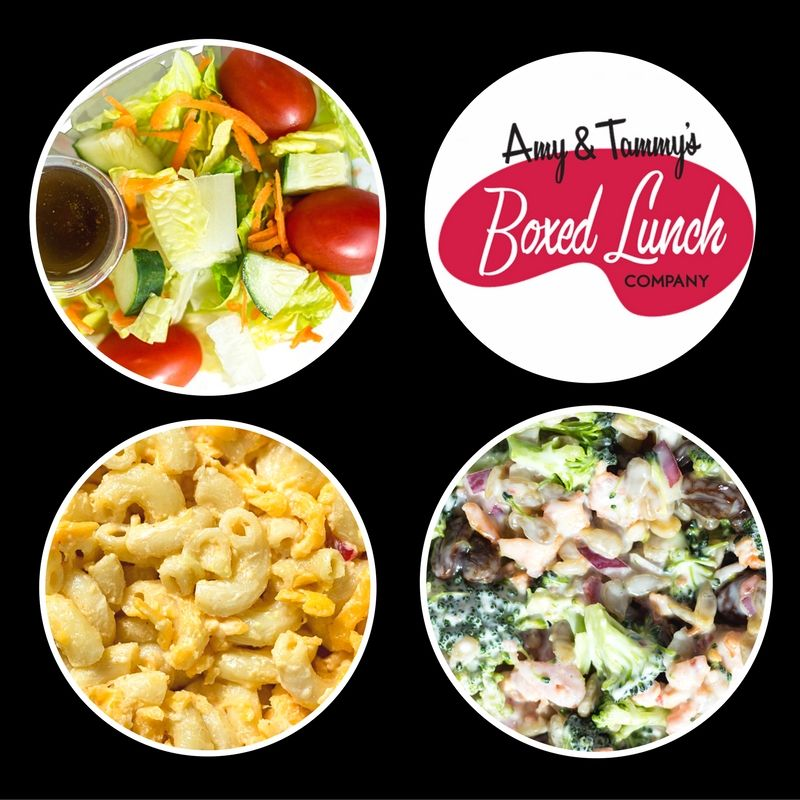 Our sandwiches might be the star of our company, but don't forget that we also have great entrée salads, sides, and desserts.