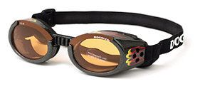 Racing Flames ILS Doggles Dog Sunglasses | Doggles at PupRwear