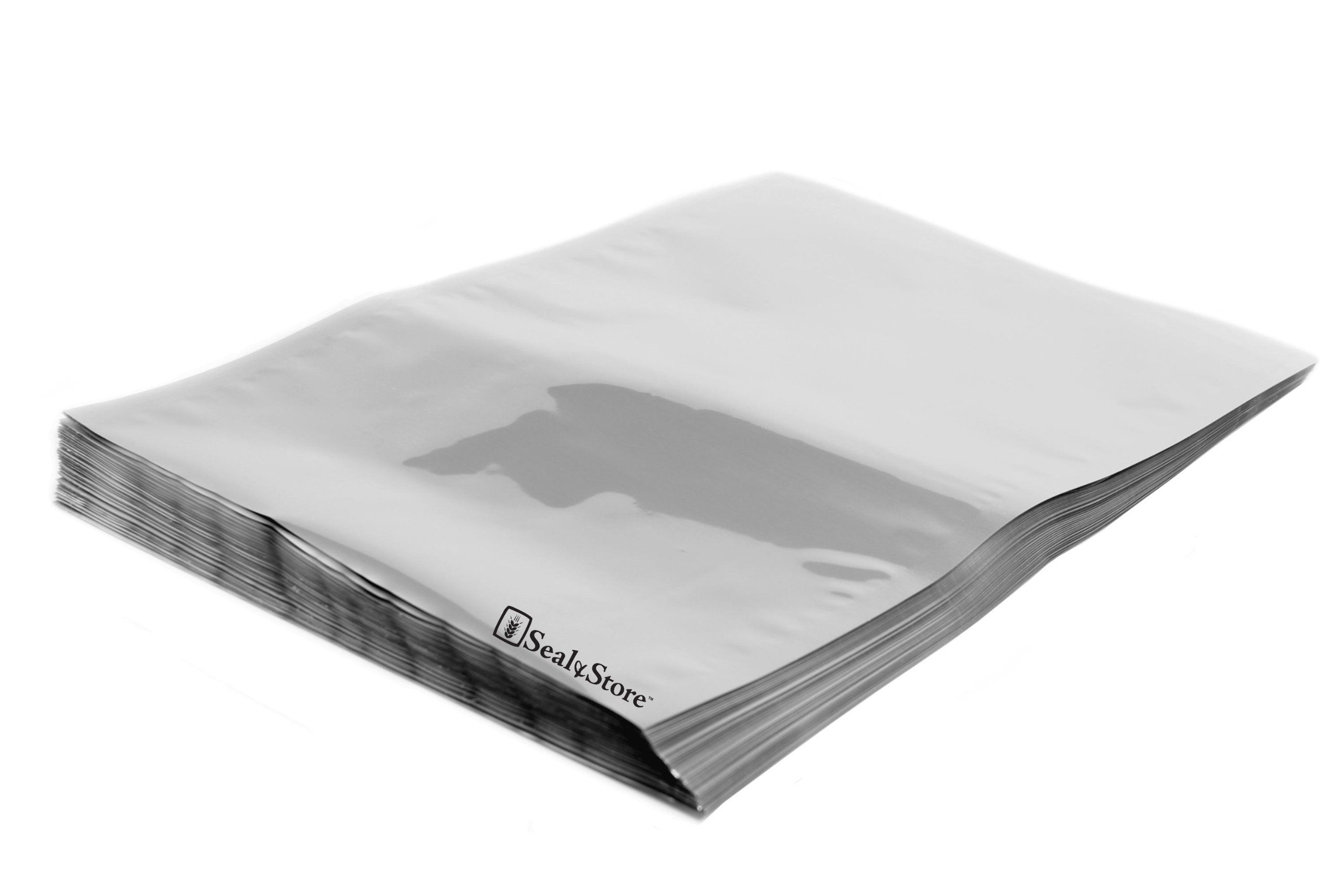 ShieldPro 1Gallon 5Mil Thick Mylar Bags for