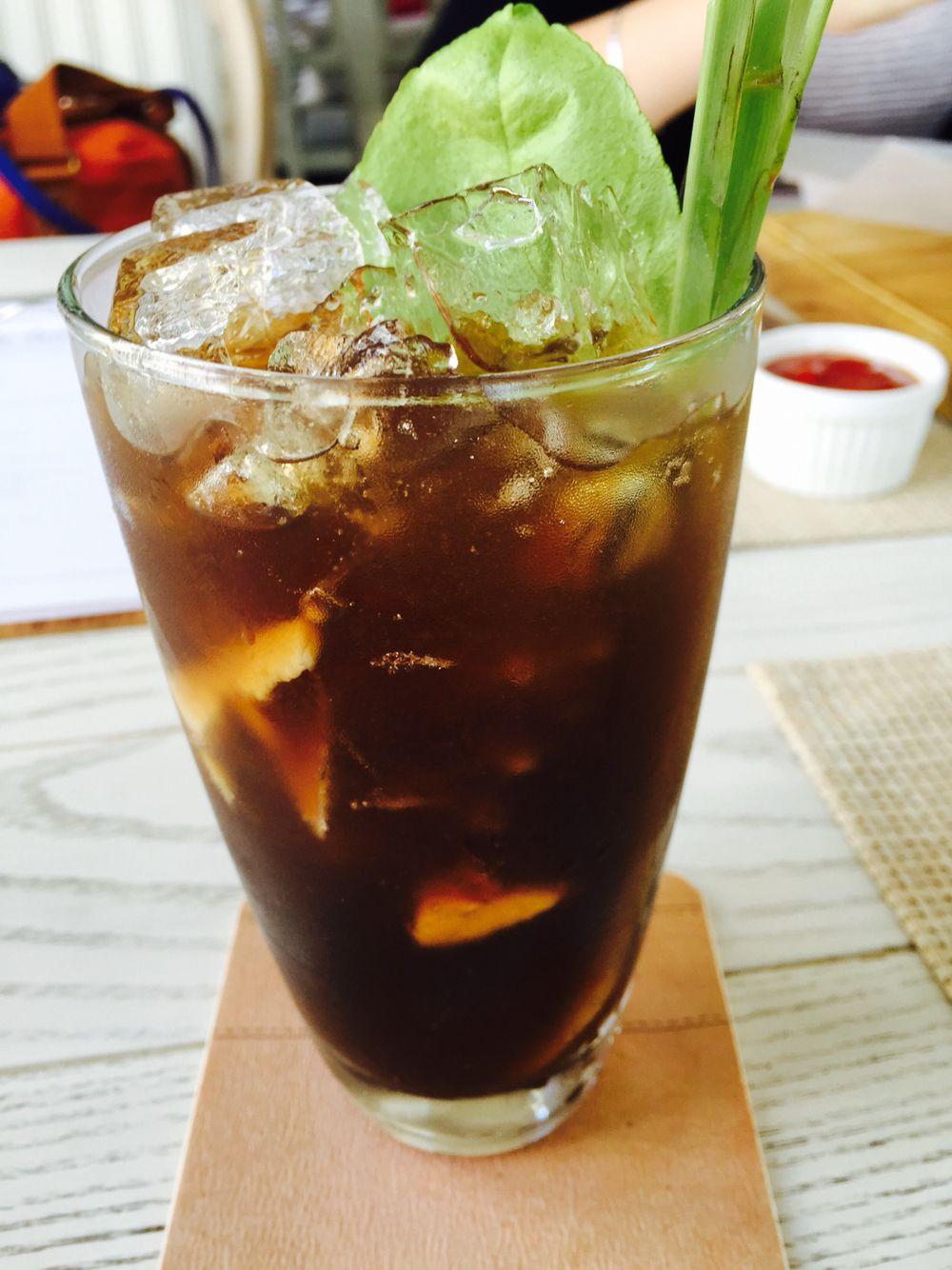 Gewaltig Zutaten Cuba Libre Ideen Von Tom Yam Coke Lemon Grass,lemon Juice, Kafir