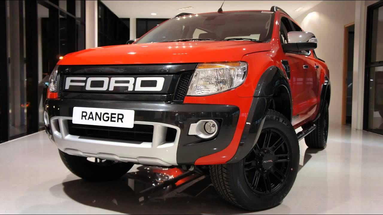 2016 ford ranger spec