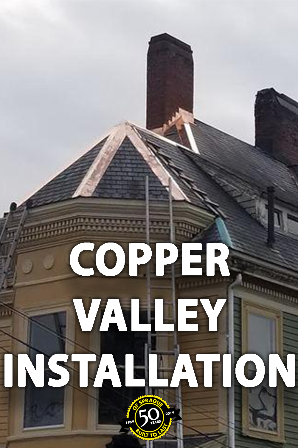Professionally Installed Copper Valleys In 2020 Roof Repair Slate Roof Roof