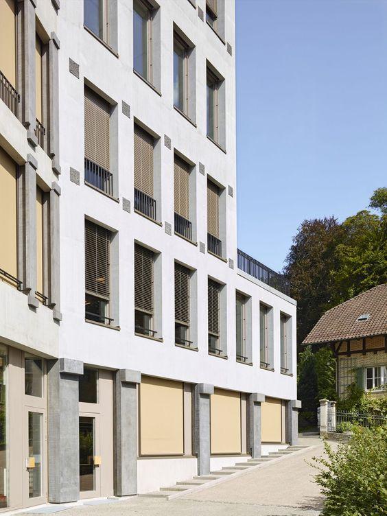 Gutstrasse m rkli google zoeken architecture facades for Architect zoeken