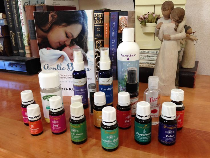 Essential Oils for Labor, Delivery, and Postpartum Care   - young living essential oils -