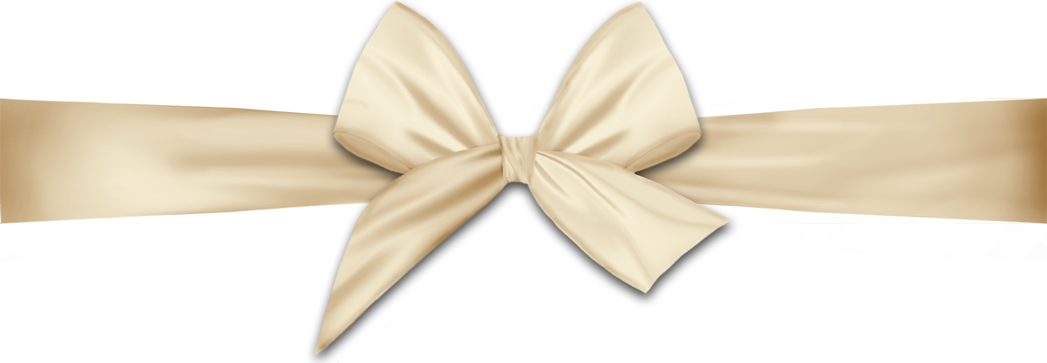 Christmas decoration ribbon vector png file christmas decoration pinterest for Gold streamers png