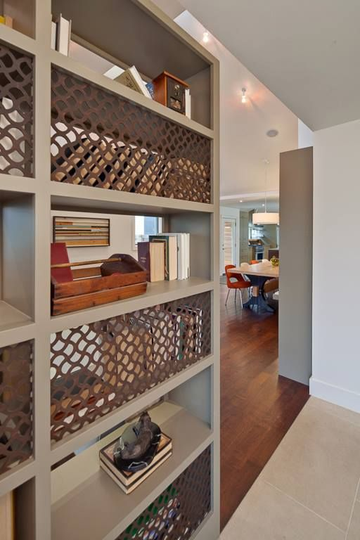 bookshelves designed by Anabel Interiors for the Brown ...