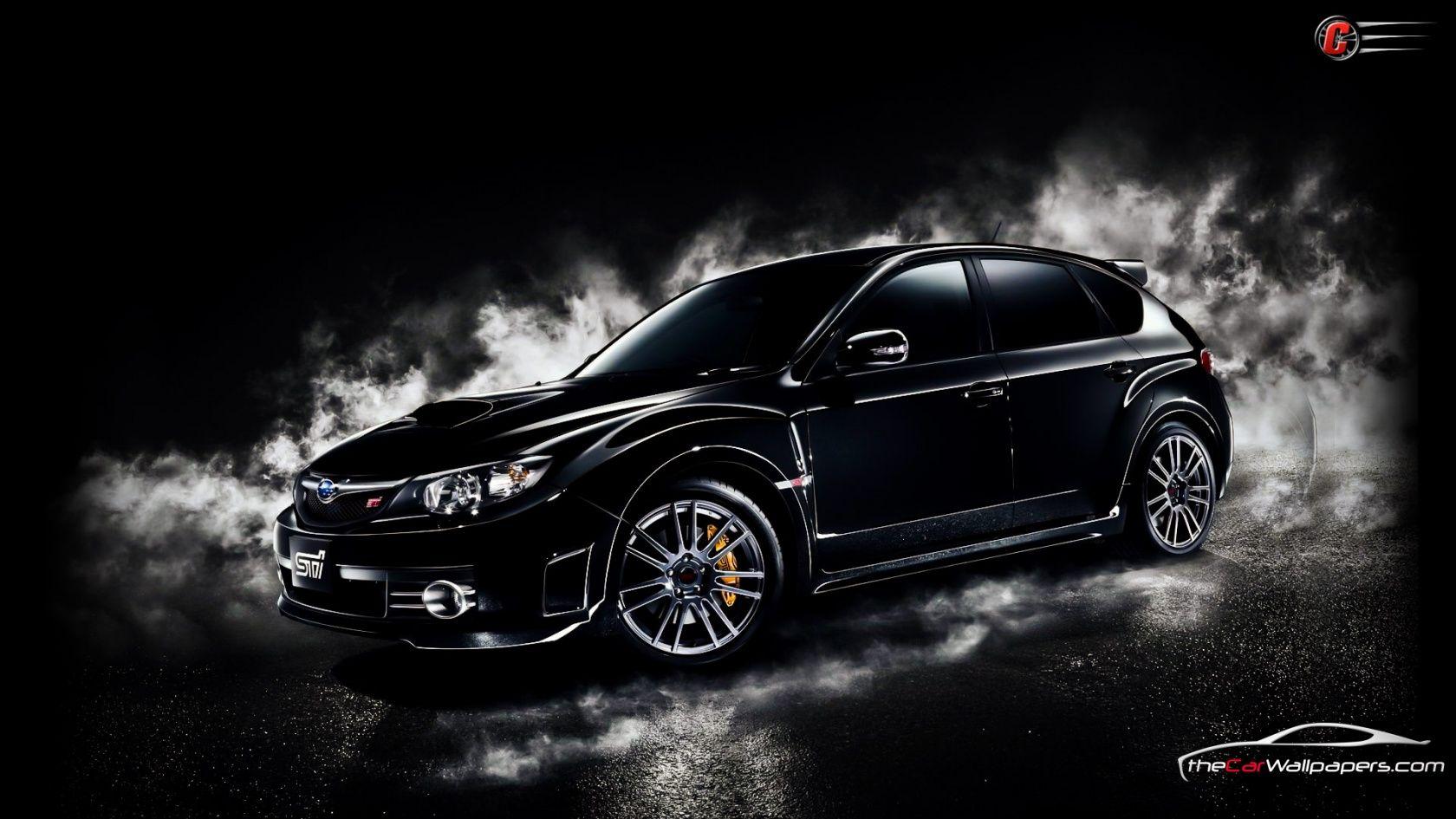 Mobile Subaru Impreza Wrx Sti Hatchback Wallpaper This Is The Car