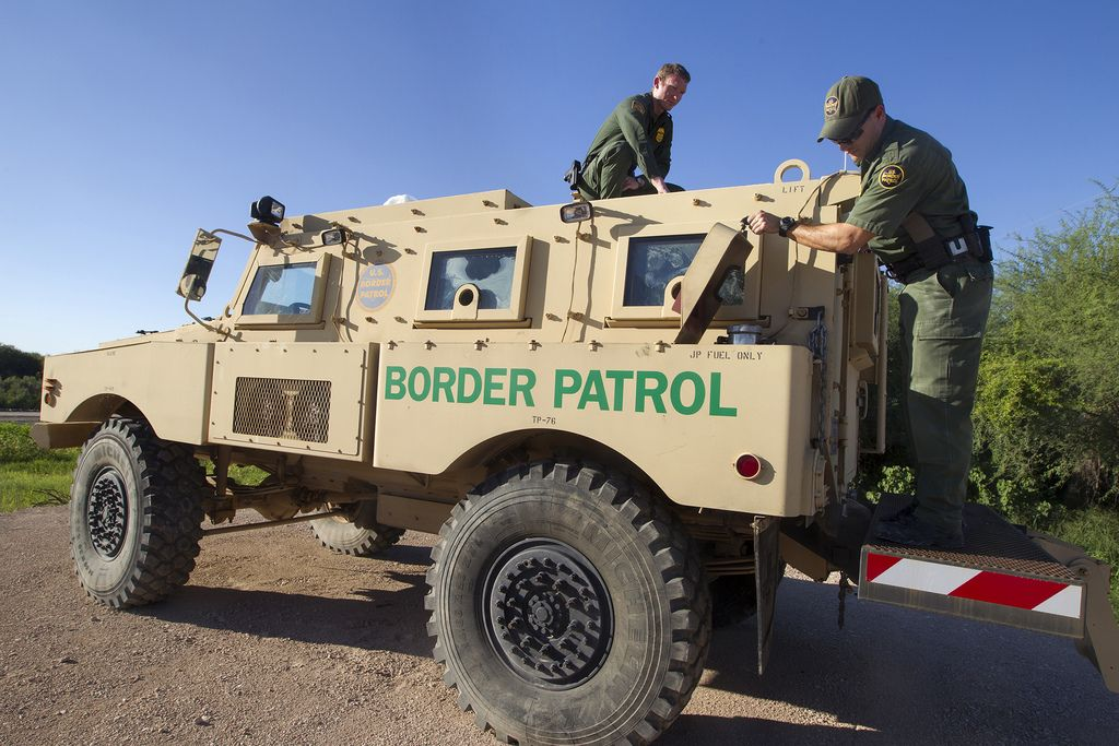 Border Patrol Resources Stretched Thin As Children Illegally Enter U S Alone Border Patrol Troop Deployment Border