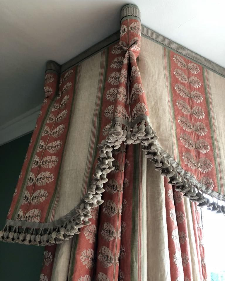 Contrast Top And Onion Trim By RedHead Interiors