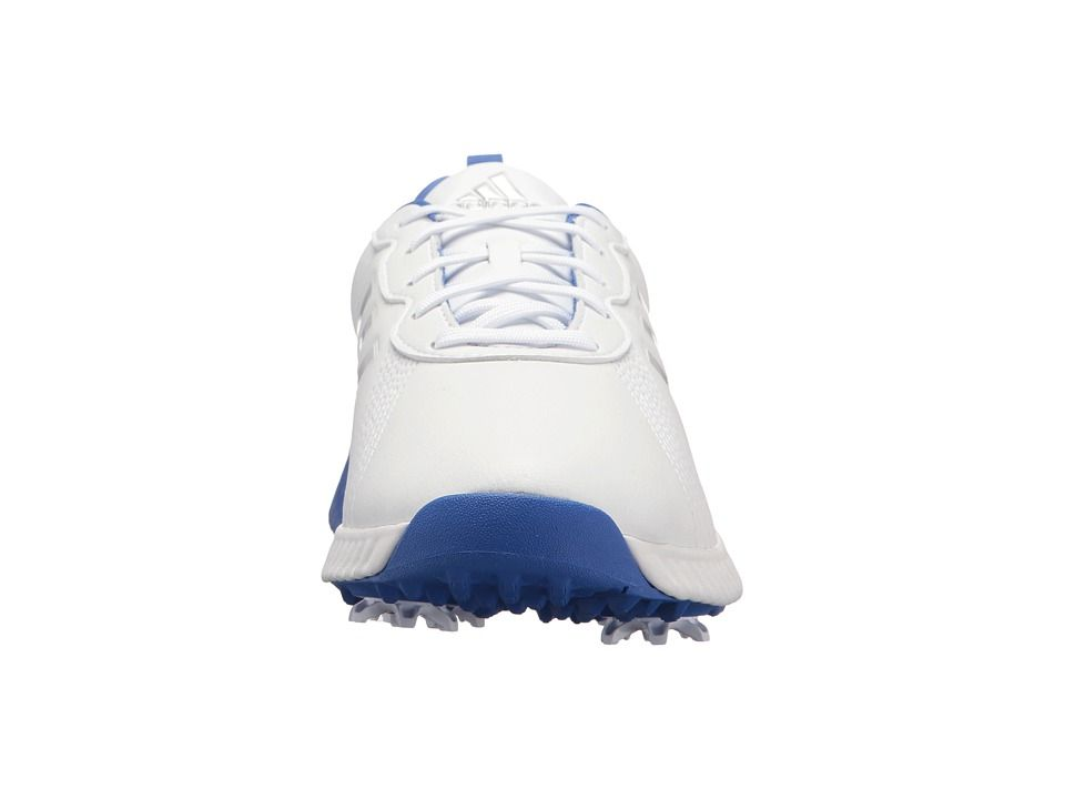 25a3e86892e65 adidas Golf Response Bounce Women s Golf Shoes Footwear White Footwear White  Hi-Res Blue