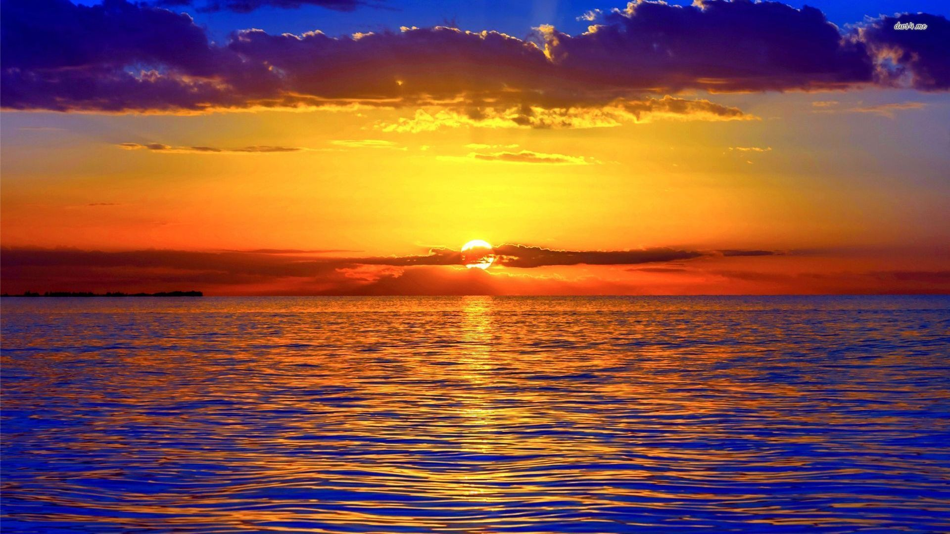 Beach Rest Place Best Wallpaper Background Sunrise