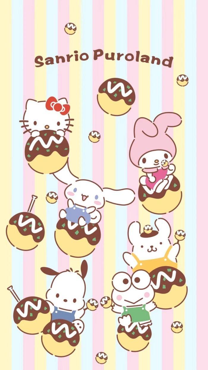 サンリオ キャラクター おしゃれまとめの人気アイデア Pinterest 九