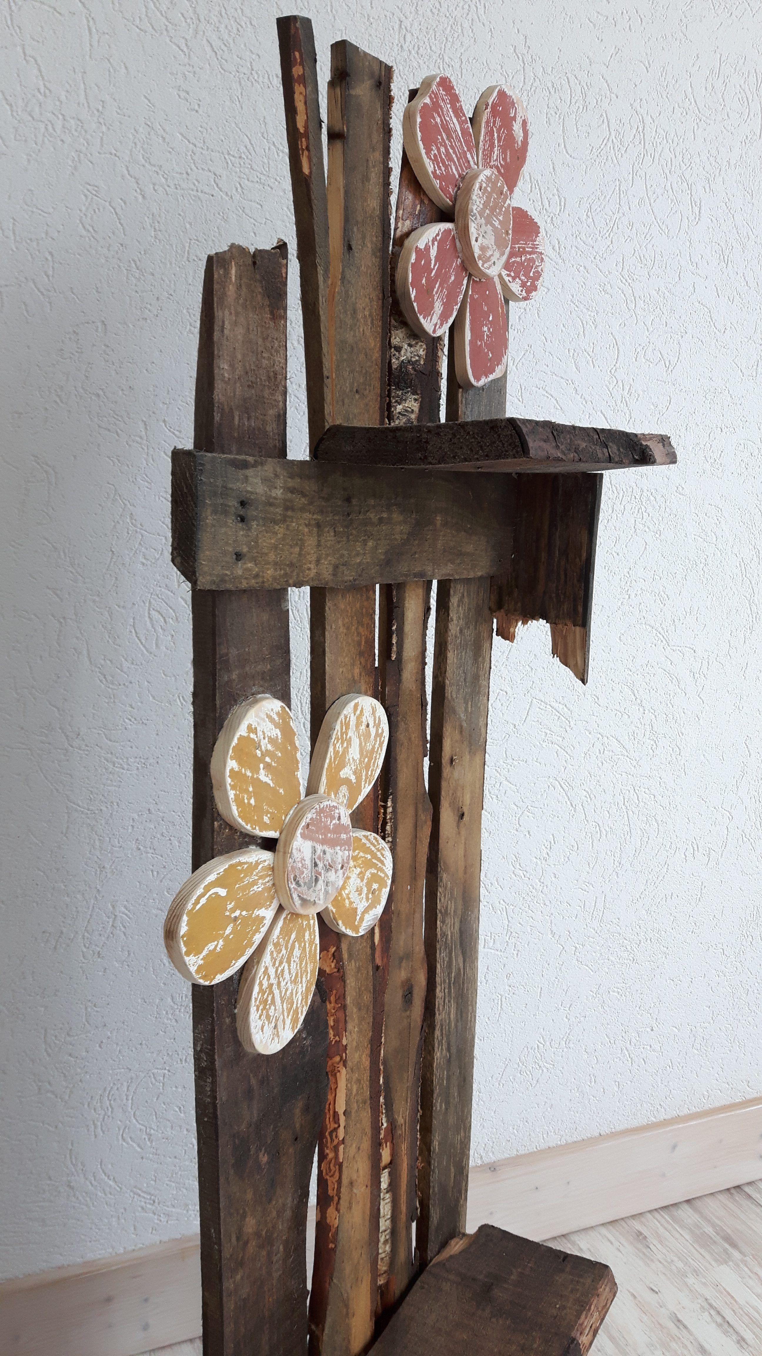 Deko Frühling Holz Elegant Deko Aus Altem Holz