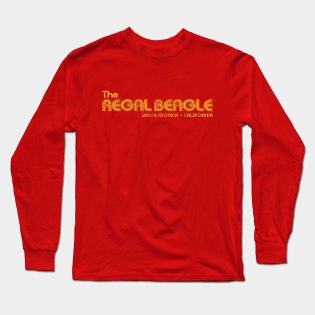 The Regal Beagle Long Sleeve T Shirt T Shirt Sleeves Long Sleeve
