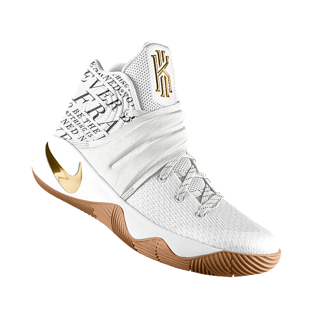 more photos 34342 67c92 Kyrie 2 iD Basketball Shoe Basketball Shoes Girls Nike, Basketball Outfits,  Basketball Season,