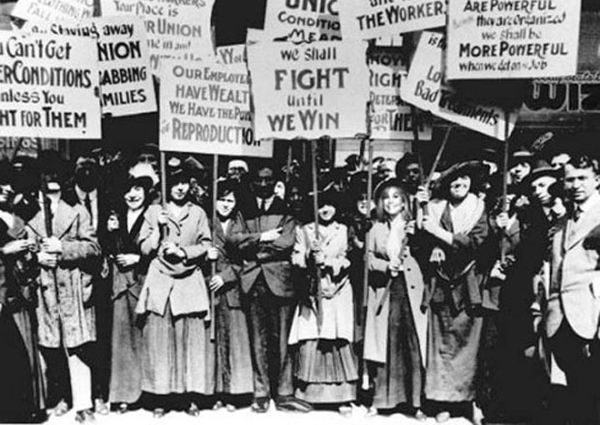 Need a definition of Women's Rights Movement?
