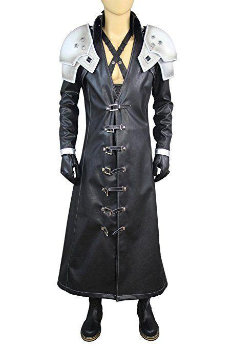 Mtxc Men\u0027s Final Fantasy VII Cosplay Costume Sephiroth Outfit Size - halloween costumes ideas men