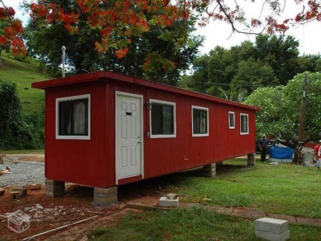 Casa container constru o ecol gica e baixo custo casa - Casas container precio ...