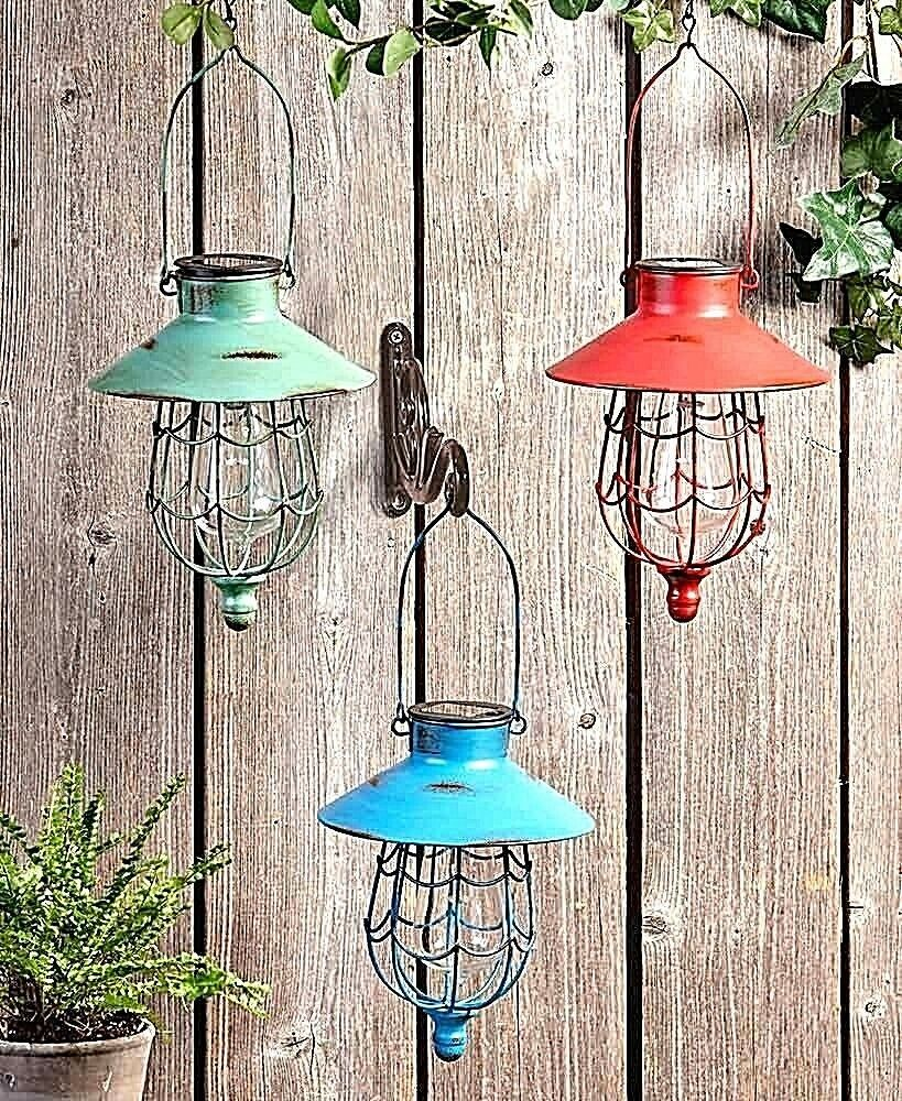 Solar Hanging Lantern Garden Outdoor Led Lamp Light Yard Outdoor Decor Landscape Solar Lamp Sola With Images Solar Hanging Lanterns Solar Lights Garden Solar Lanterns