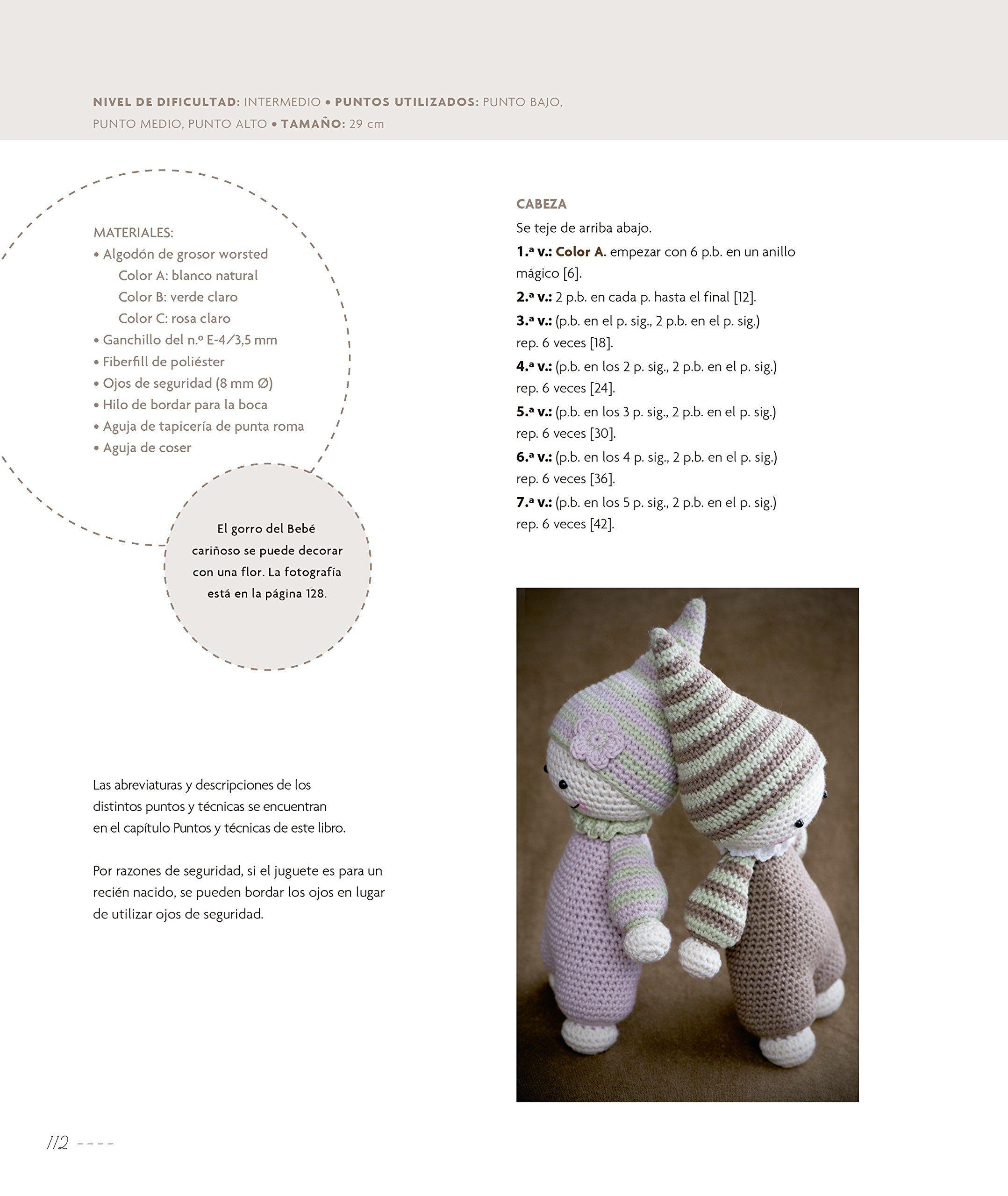 Muñecos Mágicos Amigurumi: Amazon.es: Mari-Liis Lille, Esperanza ...