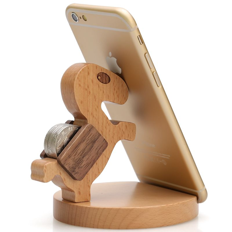Pas cher Support de téléphone portable cadeau d'anniversaire en bois cheval cellulaire porte photo, Acheter  Supports de qualité directement des fournisseurs de Chine:  Détails du produit                                                                       &nbsp