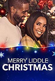 Merry Liddle Christmas Poster Movies 2019, Movie tv