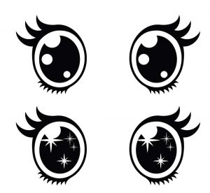 Ojos Kawaii Imagenes Png Dibujos Para Colorear Ojos Kawaii Ojos De Muneca Ojos De Dibujos Animados