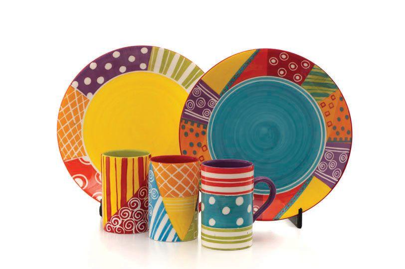 Carousel-themed ceramics http://www.kapula.com/product/carousel-new-0
