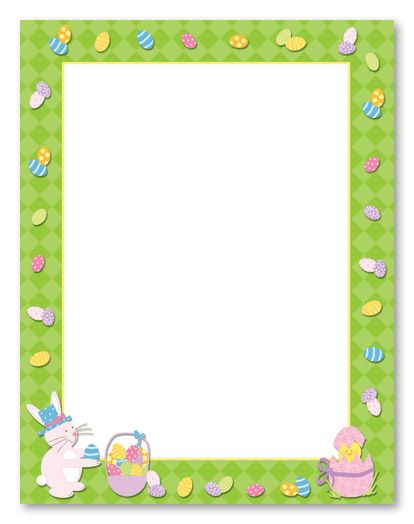 This Printable Letter From The Easter Bunny To A Child Praises The