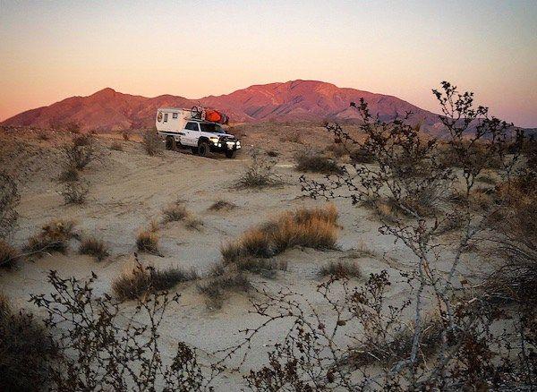Photo of 10-20 Adventures Winter Desert Campout