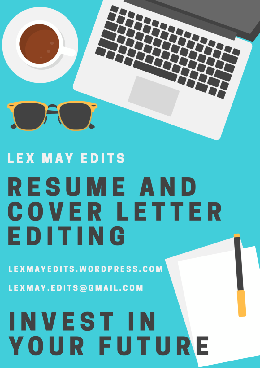 Services Cover letter for resume, Lettering, College