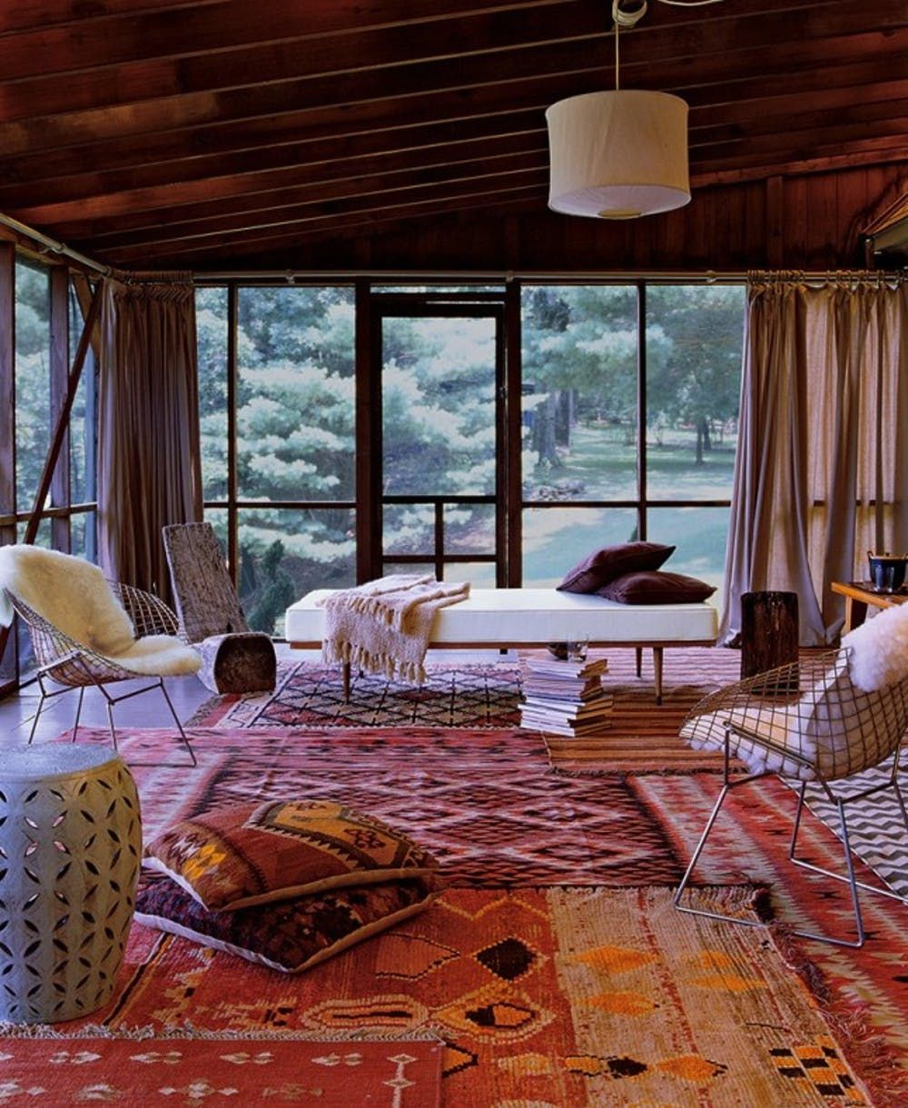 16 Sophisticated Rustic Living Room Designs You Won T Turn: 15 Rustic-Chic Spaces That Are Cozy AF