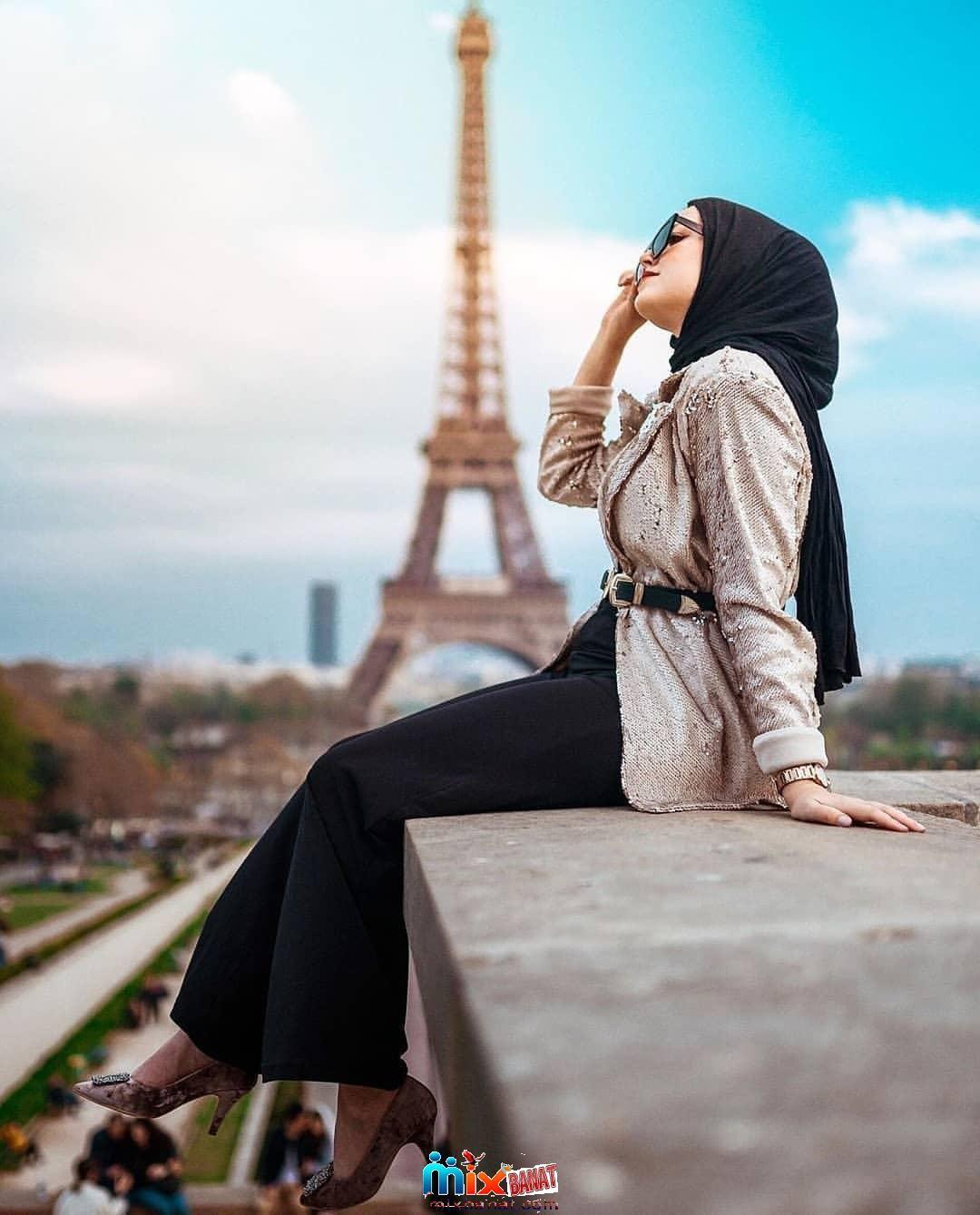 صور بنات محجبات جديدة 2021 رمزيات بنت محجبه كول In 2021 Hijab Fashion Muslimah Fashion Abayas Fashion