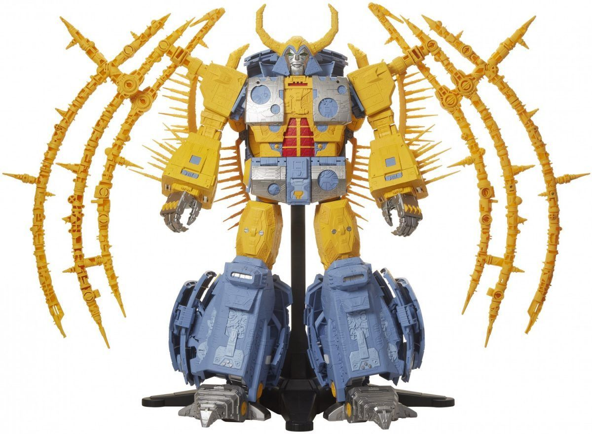 Unicron Is Hasbro's Biggest And Most Expensive Transformers