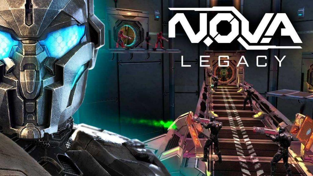 N.O.V.A. Legacy MOD APK Unlimited Money Download | Offline ...