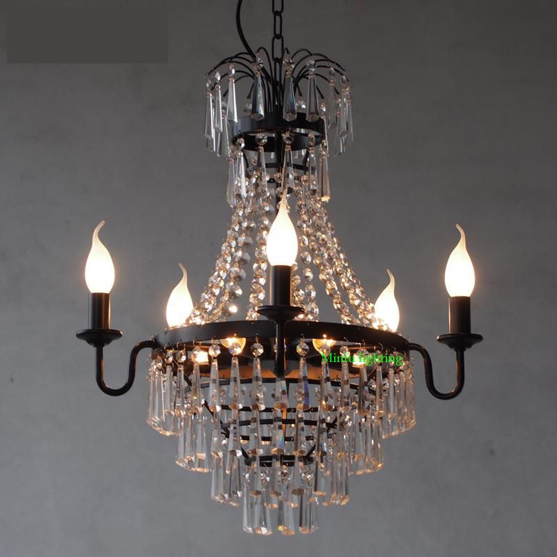 Flush Light Contemporary Crystal Lighting Chandelier Led Decorative Hanging Modern Classic Chandeliers Dining Affiliate
