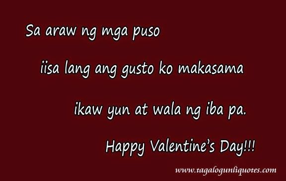 Valentines day quotes love tagalog  HDWallpapersValetCom