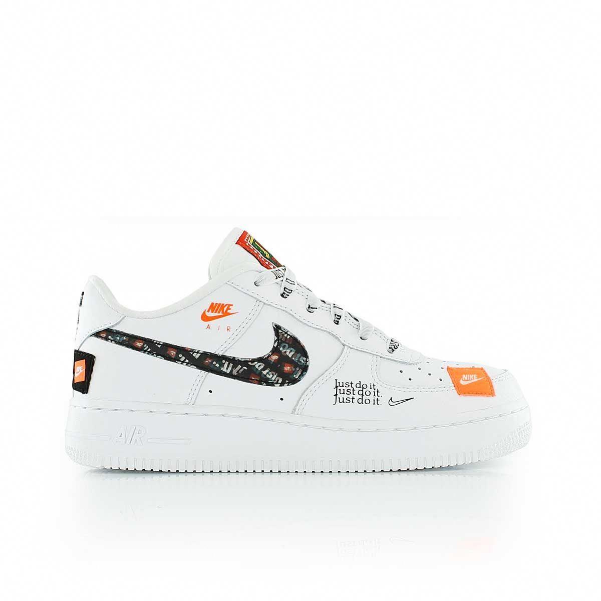 Nike air force black, Womens sneakers