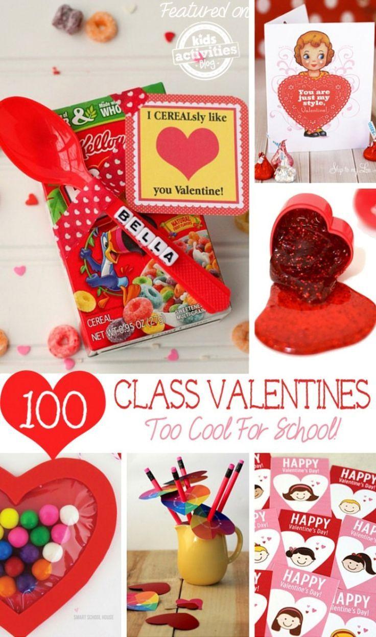 Kids Valentines For School Kids Activities Parenting School
