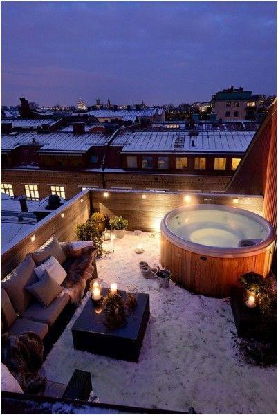 Die Dachterrasse – schaffen Sie eine Wohlfühloase auf dem Dach – neu gestaltet