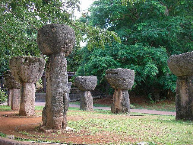 Resultado de imagen para isla guam megalitos