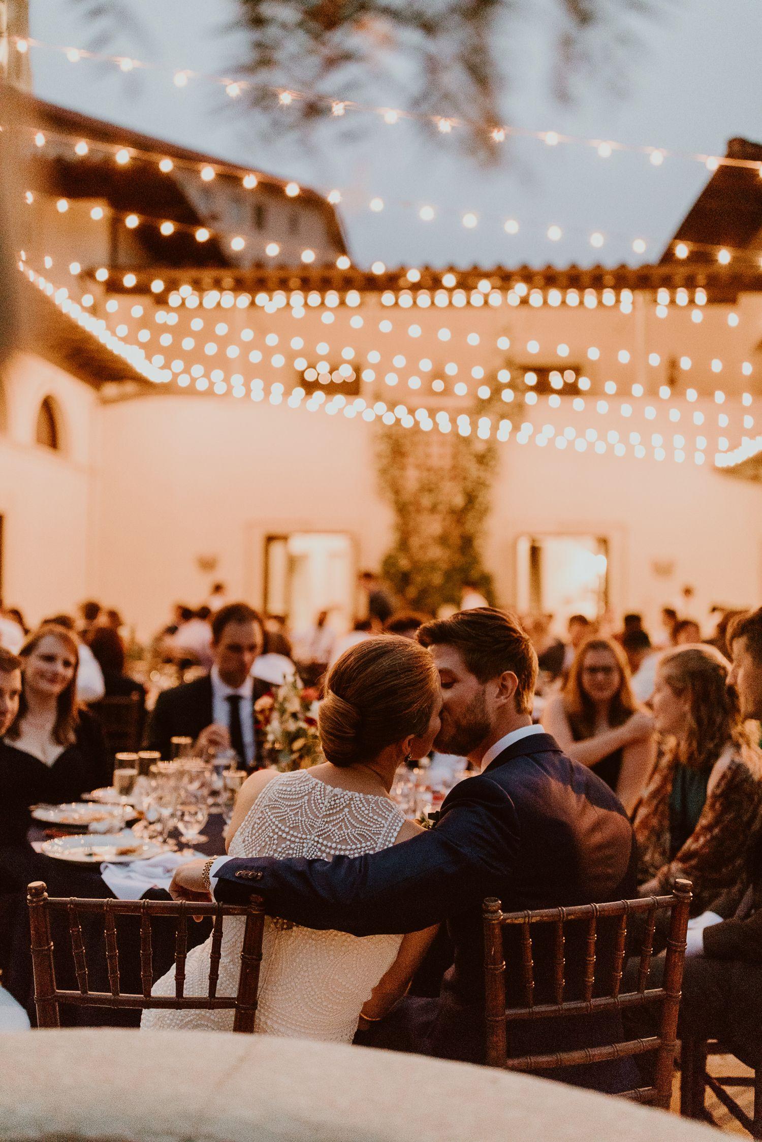 Crystal Robbie California Wedding