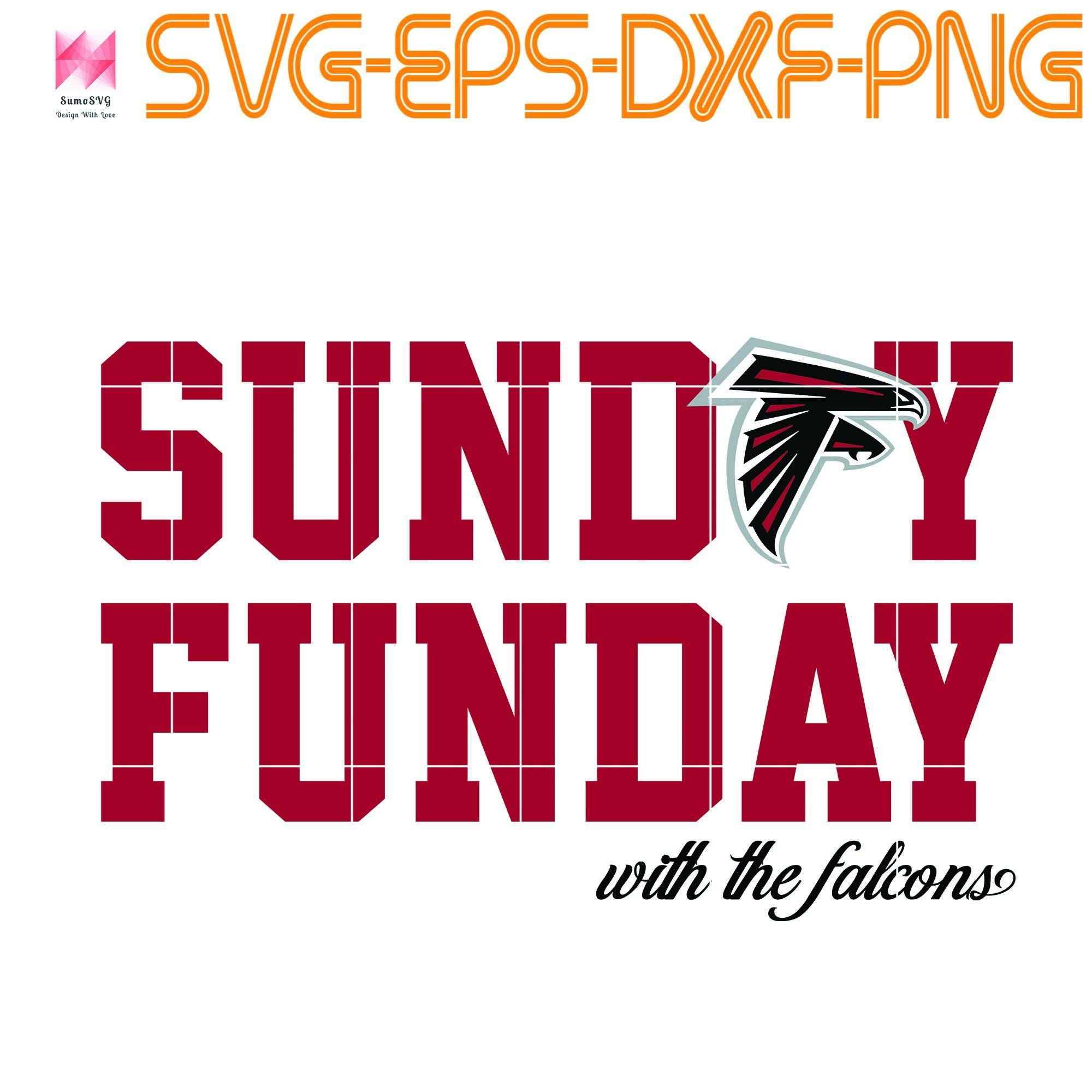 Ghim Tren Atlanta Falcons Svg Png Eps Dxf Digital